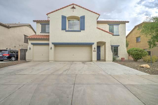 14137 W Saint Moritz Lane, Surprise, AZ 85379 (MLS #6106156) :: Arizona Home Group