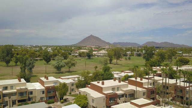 3500 N Hayden Road #802, Scottsdale, AZ 85251 (MLS #6106188) :: Selling AZ Homes Team