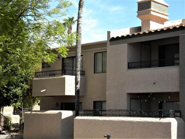 2935 N 68TH Street #203, Scottsdale, AZ 85251 (MLS #6106213) :: Brett Tanner Home Selling Team