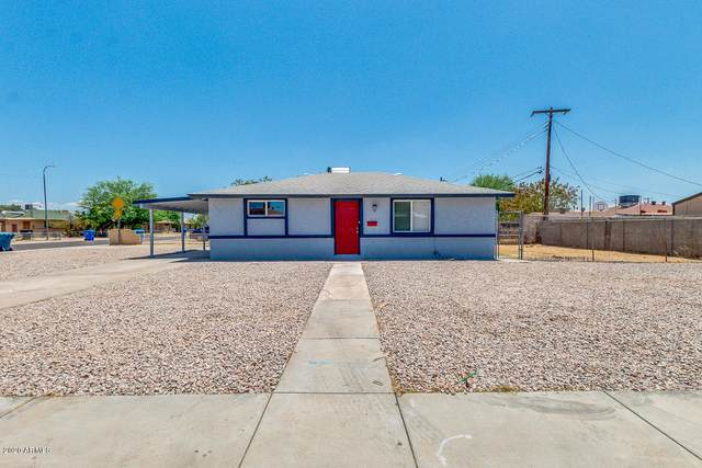 3429 N 64TH Drive, Phoenix, AZ 85033 (MLS #6106220) :: Openshaw Real Estate Group in partnership with The Jesse Herfel Real Estate Group