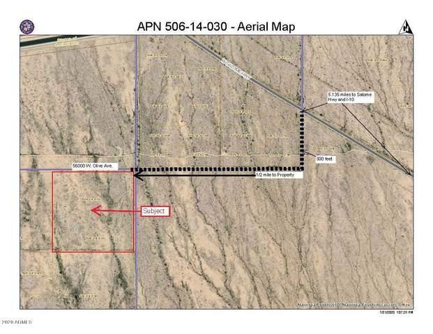 56000 W Olive Avenue, Tonopah, AZ 85354 (MLS #6106244) :: My Home Group