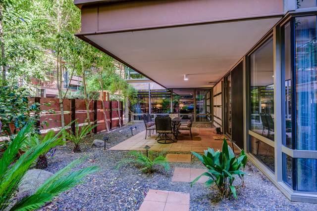 7157 E Rancho Vista Drive #1012, Scottsdale, AZ 85251 (MLS #6106245) :: Lifestyle Partners Team