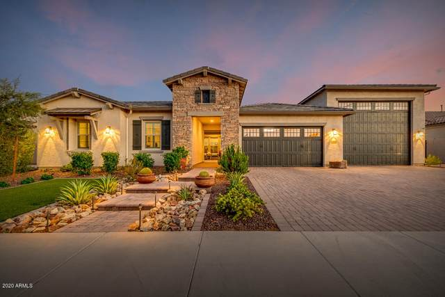 9181 W Sands Drive, Peoria, AZ 85383 (MLS #6106252) :: Maison DeBlanc Real Estate