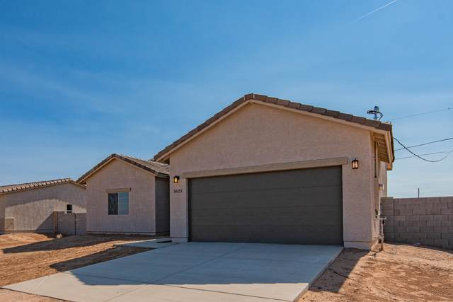 14290 S Diablo Road, Arizona City, AZ 85123 (MLS #6106277) :: Dijkstra & Co.