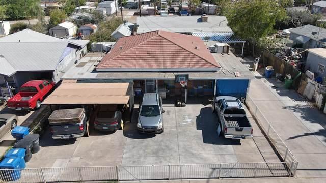 643 W 1ST Street, Mesa, AZ 85201 (MLS #6106310) :: Brett Tanner Home Selling Team