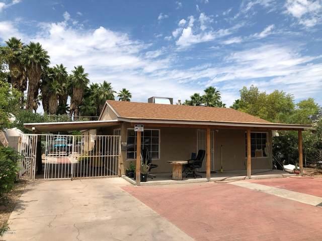 2234 N 18TH Street, Phoenix, AZ 85006 (MLS #6106351) :: Brett Tanner Home Selling Team