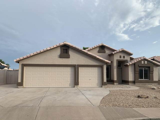 7765 E Dallas Street, Mesa, AZ 85207 (MLS #6106360) :: The Laughton Team