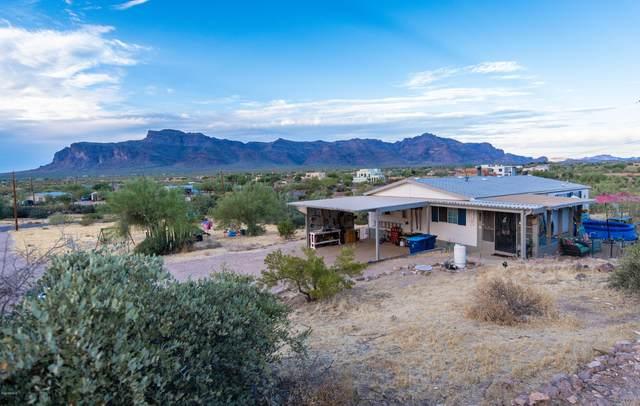 6191 E 34TH Avenue, Apache Junction, AZ 85119 (MLS #6106376) :: Brett Tanner Home Selling Team