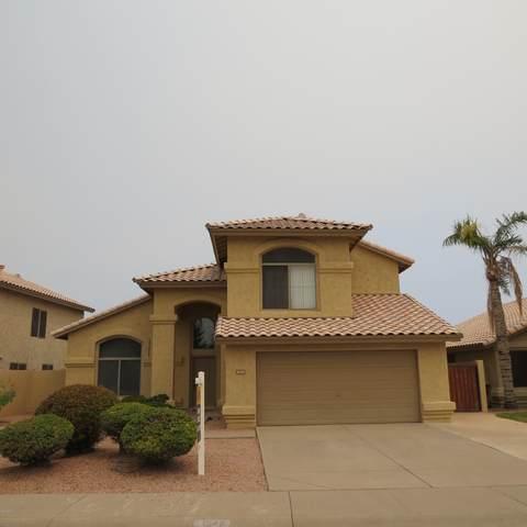 1648 E Heather Avenue, Gilbert, AZ 85234 (MLS #6106395) :: Lux Home Group at  Keller Williams Realty Phoenix