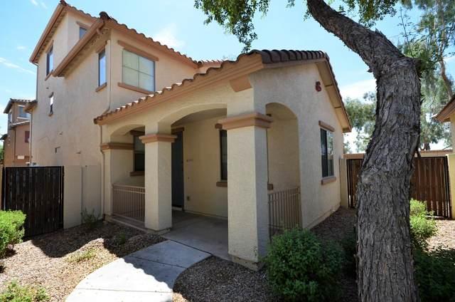 3879 E Santa Fe Lane, Gilbert, AZ 85297 (MLS #6106471) :: Arizona Home Group