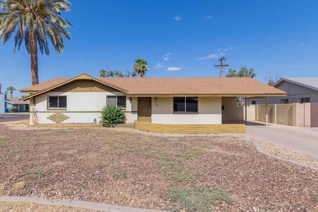 2144 S Los Feliz Drive, Tempe, AZ 85282 (MLS #6106542) :: Brett Tanner Home Selling Team