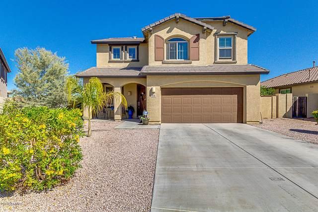 848 E Euclid Avenue, Gilbert, AZ 85297 (MLS #6106579) :: Balboa Realty