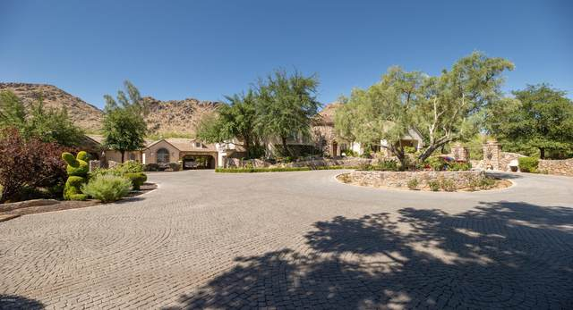 5701 E Mockingbird Lane, Paradise Valley, AZ 85253 (MLS #6106581) :: Lifestyle Partners Team