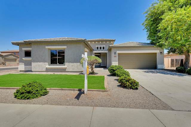 17870 W Carmen Drive, Surprise, AZ 85388 (MLS #6106644) :: The Laughton Team