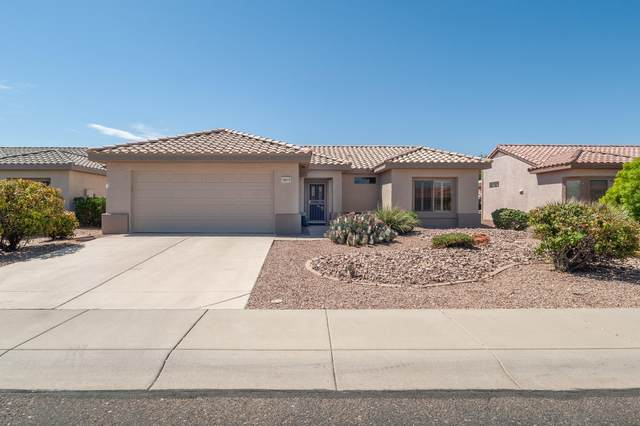 16515 W Blackhawk Court, Surprise, AZ 85374 (MLS #6106651) :: Arizona Home Group