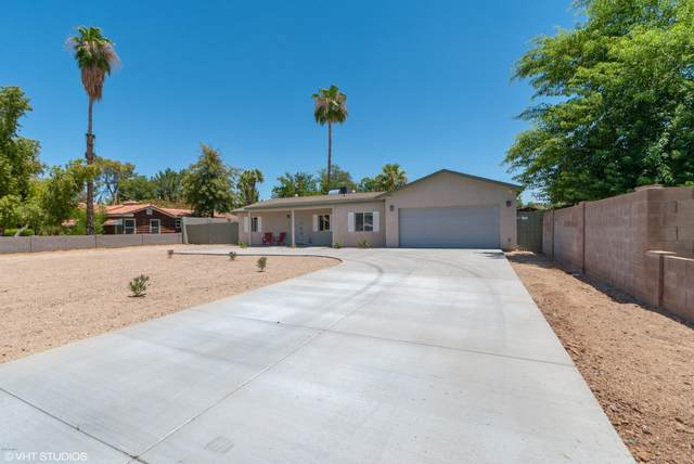 3509 N 32ND Street, Phoenix, AZ 85018 (MLS #6106654) :: The Laughton Team