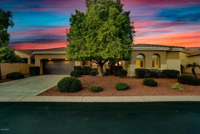 22823 N Los Gatos Drive, Sun City West, AZ 85375 (MLS #6106762) :: Long Realty West Valley