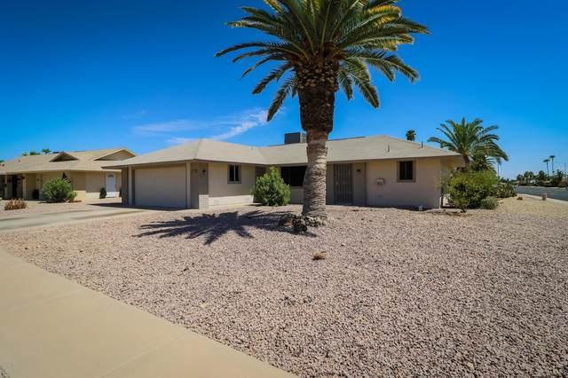 12739 W Beechwood Drive, Sun City West, AZ 85375 (MLS #6106767) :: Long Realty West Valley