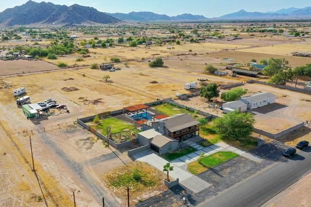 11750 N Brewer Road, Maricopa, AZ 85139 (MLS #6106775) :: Brett Tanner Home Selling Team