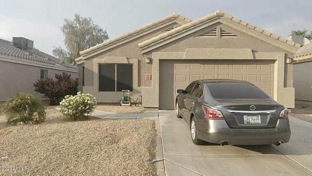 12921 W Mandalay Lane, El Mirage, AZ 85335 (MLS #6106776) :: Devor Real Estate Associates