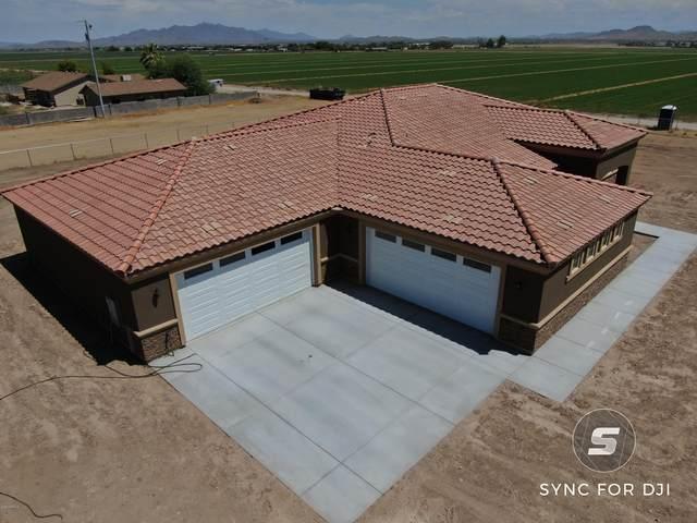 3619 N 237TH Lane, Buckeye, AZ 85396 (MLS #6106787) :: The Bill and Cindy Flowers Team