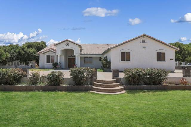 18317 E Victoria Street, Gilbert, AZ 85298 (MLS #6106801) :: Keller Williams Realty Phoenix