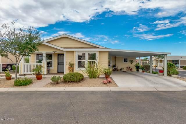 2263 N Trekell Road #33, Casa Grande, AZ 85122 (MLS #6106835) :: Balboa Realty