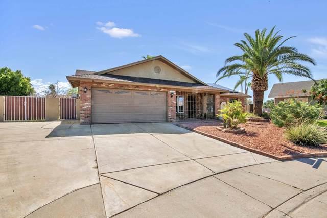 2561 E Drummer Circle, Mesa, AZ 85204 (MLS #6106865) :: Klaus Team Real Estate Solutions