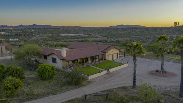 37481 S Rancho Casitas Road, Wickenburg, AZ 85390 (MLS #6106880) :: neXGen Real Estate