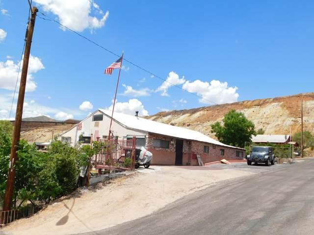 710 Pittsburg Avenue, Bisbee, AZ 85603 (MLS #6106904) :: Brett Tanner Home Selling Team