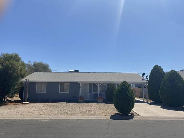238 Peretz Circle, Morristown, AZ 85342 (MLS #6106906) :: Long Realty West Valley