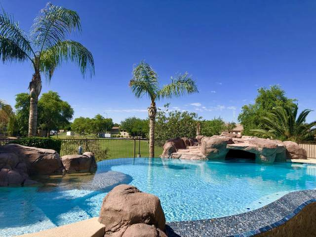 813 E Fieldstone Place, Chandler, AZ 85249 (MLS #6106951) :: Klaus Team Real Estate Solutions