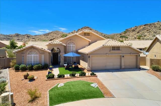 2217 E Rockledge Road, Phoenix, AZ 85048 (MLS #6107042) :: Klaus Team Real Estate Solutions