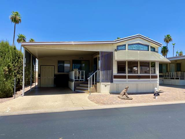 7750 E Broadway Road #676, Mesa, AZ 85208 (MLS #6107049) :: Conway Real Estate