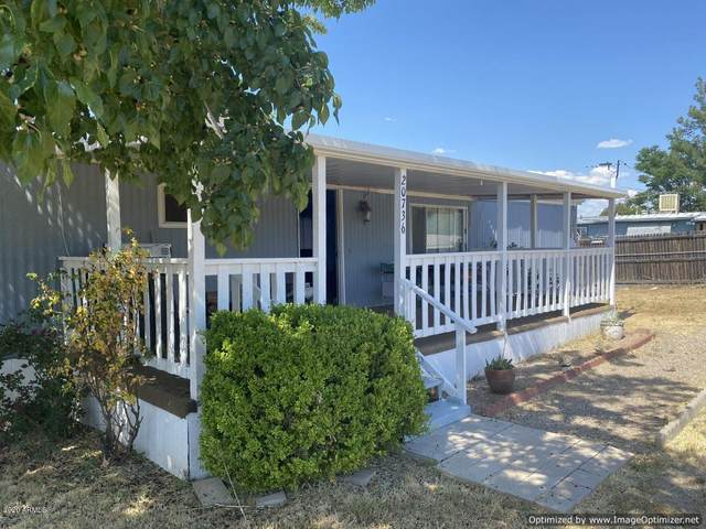 20736 E Mingus Drive, Mayer, AZ 86333 (MLS #6107120) :: Midland Real Estate Alliance