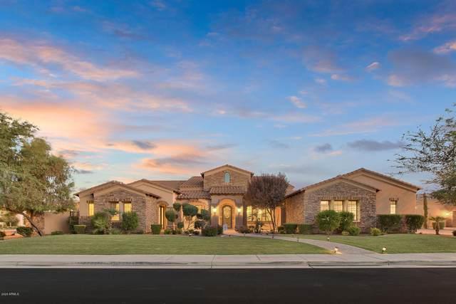 4421 E Taurus Place, Chandler, AZ 85249 (MLS #6107134) :: Arizona Home Group
