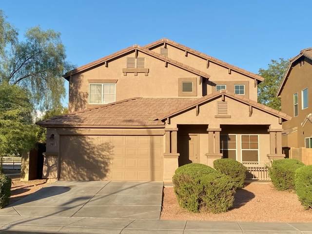 2903 S 91ST Drive, Tolleson, AZ 85353 (MLS #6107154) :: Klaus Team Real Estate Solutions