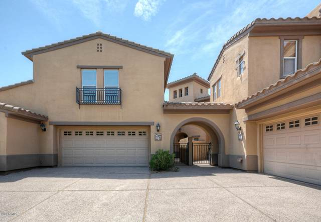 20802 N Grayhawk Drive #1067, Scottsdale, AZ 85255 (MLS #6107177) :: Selling AZ Homes Team