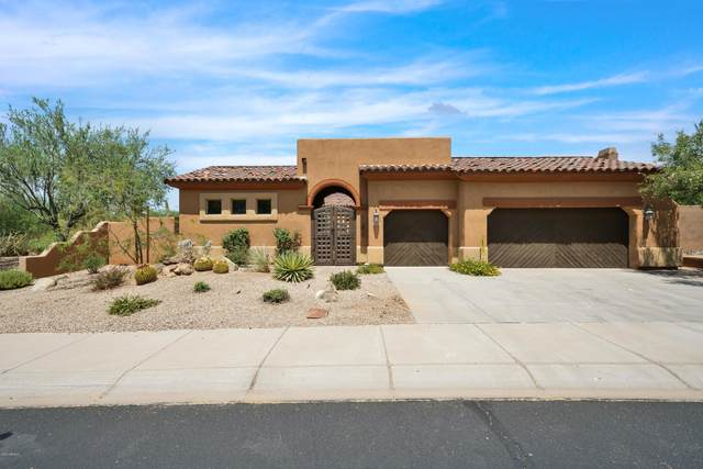 8106 E Wing Shadow Road, Scottsdale, AZ 85255 (MLS #6107187) :: My Home Group