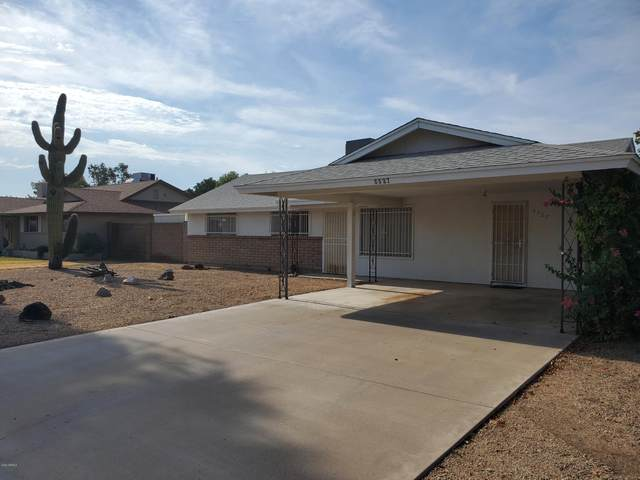 5527 W Eva Street, Glendale, AZ 85302 (MLS #6107309) :: NextView Home Professionals, Brokered by eXp Realty