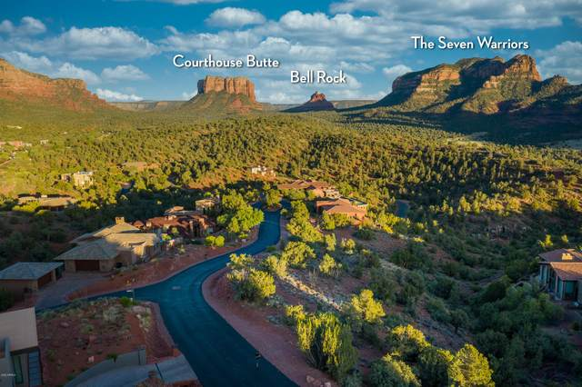 125 Scenic Drive, Sedona, AZ 86336 (MLS #6107348) :: Klaus Team Real Estate Solutions