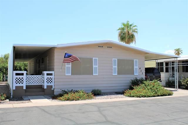4065 E University Drive #433, Mesa, AZ 85205 (MLS #6107377) :: Conway Real Estate