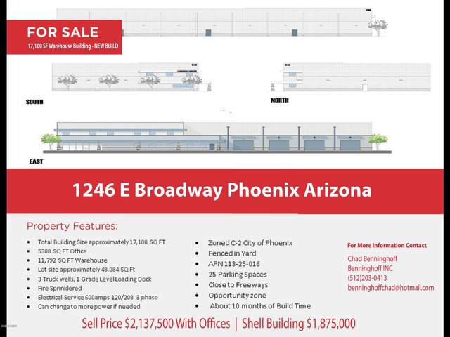 1246 E Broadway Road, Phoenix, AZ 85040 (#6107405) :: AZ Power Team | RE/MAX Results