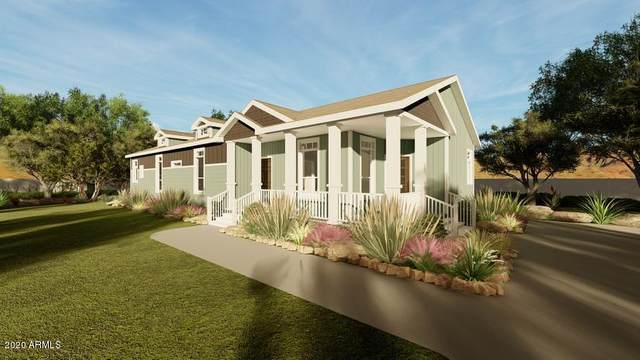 419 N Ironwood Drive, Apache Junction, AZ 85120 (MLS #6107437) :: Yost Realty Group at RE/MAX Casa Grande