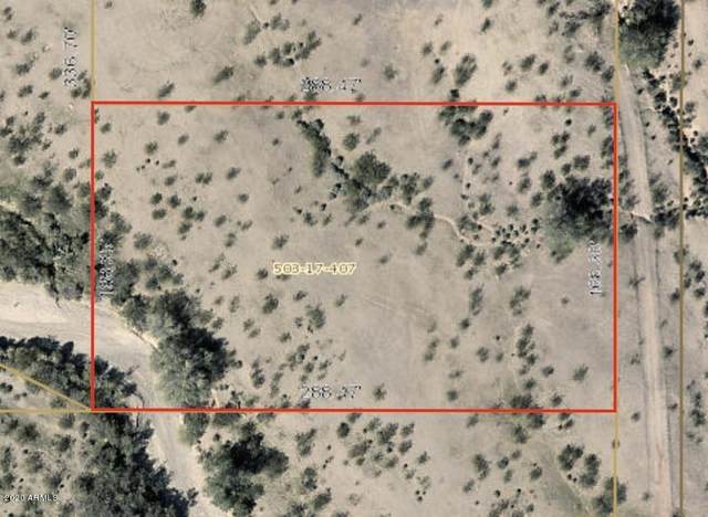 32XXX N 231st Avenue, Wittmann, AZ 85361 (MLS #6107438) :: The Laughton Team