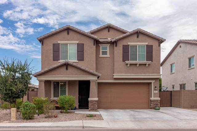 7834 E Boise Street, Mesa, AZ 85207 (MLS #6107462) :: The Laughton Team