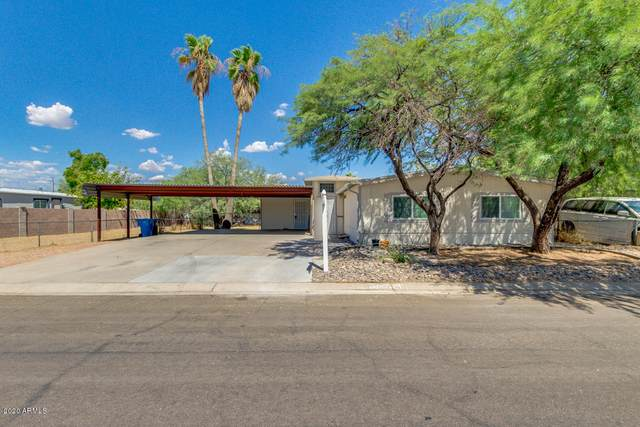20029 N 26TH Street, Phoenix, AZ 85050 (MLS #6107514) :: Brett Tanner Home Selling Team