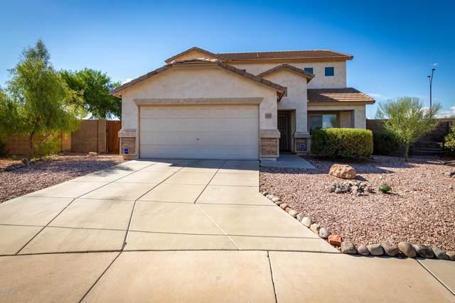 1258 S 226TH Drive, Buckeye, AZ 85326 (MLS #6107516) :: The Laughton Team