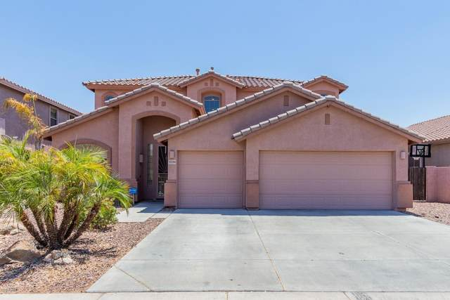 7239 W Monte Cristo Avenue, Peoria, AZ 85382 (MLS #6107566) :: The Bill and Cindy Flowers Team