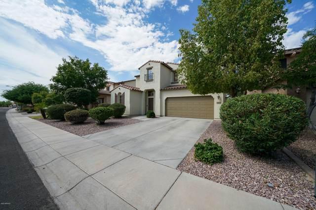 14852 N 173RD Drive, Surprise, AZ 85388 (MLS #6107574) :: The Laughton Team